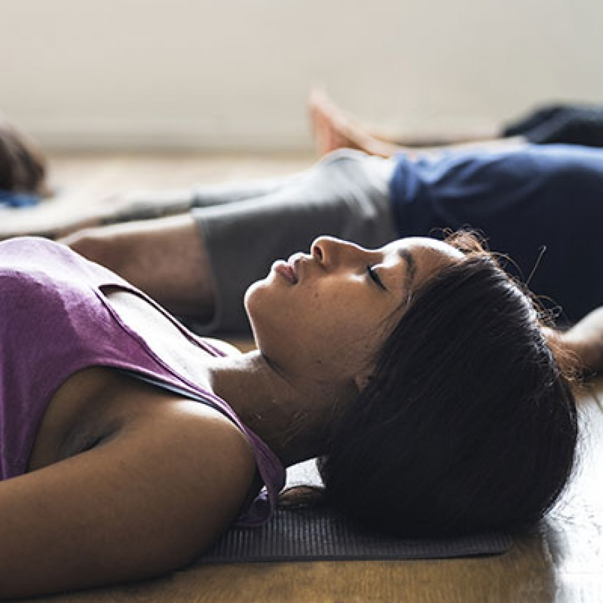 De-Stress with Hot Yoga – a Moving Meditation Practice